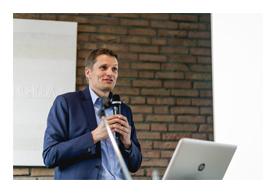 Kundentreffen Lars Algermissen Vortrag