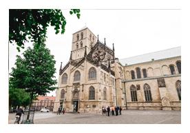 Kundentreffen Dom Münster