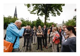 Kundentreffen Münster draußen