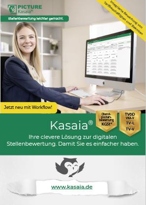 Kasaia Flyer Deckblatt