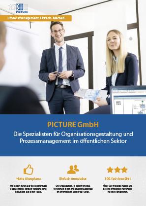 GmbH Flyer Deckblatt