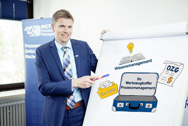 Dr. Lars Algermissen Werkzeugkoffer Prozessmanagement